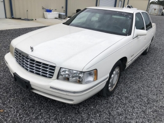 1999 Cadillac Deville Sedan