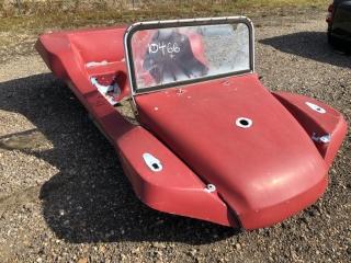 Splatz Dune Buggy body for VW