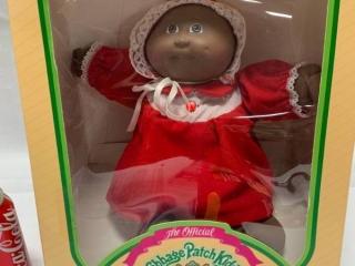 1984 Original Cabbage Patch Kids Doll in Box