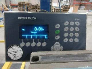 Mettlor Toledo Seale Station -  Ind 560 UNRESERVED
