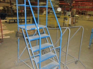 Metal Stair Dolly And Misc. Cart UNRESERVED