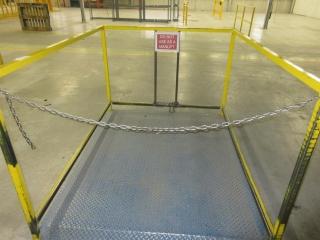 Forklift Work Platform UNRESERVED