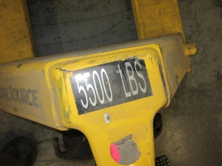 Pallet Jack And Dolly UNRESERVED