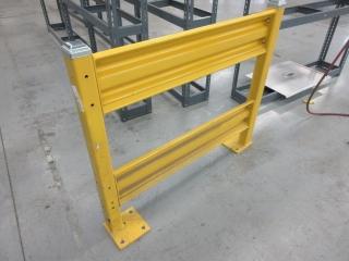 Steel Guard Rail UNRESERVED