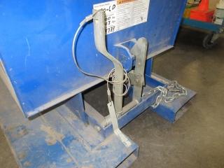 Forklift Dump Box UNRESERVED