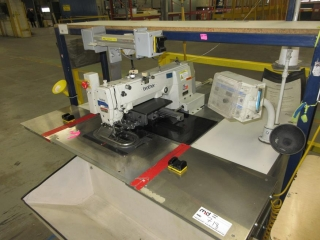 Brother BAS 341E-21 Sewing Maching UNRESERVED