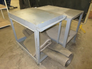 Metal Carts  UNRESERVED