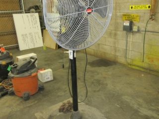 Electric Fan UNRESERVED