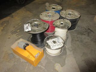 Electric Wire (Must Take 6 Times The Bid Price) UNRESERVED