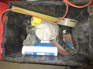 Misc. Tool Boxes And Extension Cord UNRESERVED