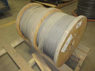 Spools Of Wire (Must Take 2 Times The Bid Price)  UNRESERVED