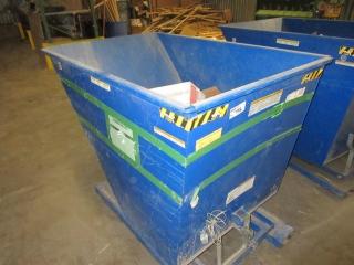 Forklift Garbage Dumpster UNRESERVED