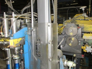 Coiler Machine And Over Head Conveyor UNRESERVED
