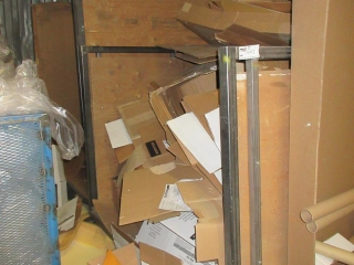 Metal Carts And Contents UNRESERVED