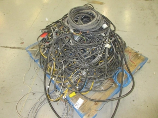 Pallet Of Electric Wire UNRESERVED