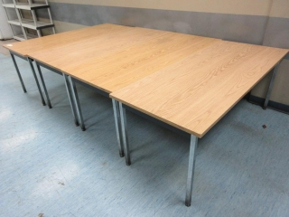 Lunchroom Tables (Must Take 4 Times The Bid Price) UNRESERVED
