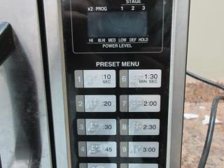 Panasonic Microwave  UNRESERVED