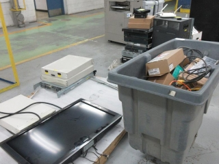 Office Equipment, Printers, Computers, TV And Misc. Electronics UNRESERVED