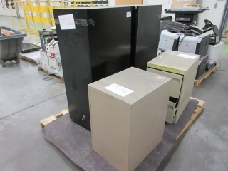 Misc. Filing Cabinets  UNRESERVED