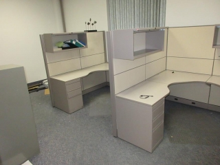 Office Cubicles  UNRESERVED