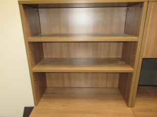 2 Chairs, Table, Corner Desk And Book Shelf UNRESERVED