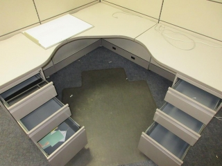 Office Cubicle UNRESERVED