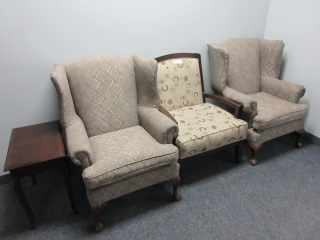 Office Lobby Chairs UNRESERVED