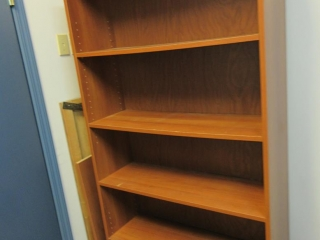 Complete Office, Desk, Cabinet And More UNRESERVED