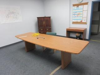 Complete Board Room Furniture UNRESERVED