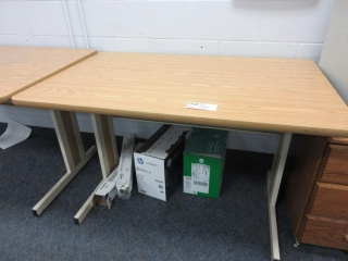 Tables And Filing Cabinets UNRESERVED