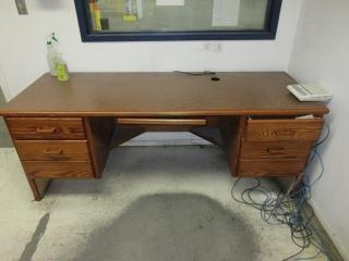 Office Desks UNRESERVED