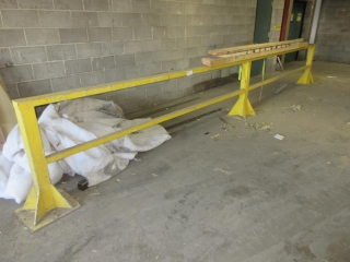 Steel Guardrail UNRESERVED