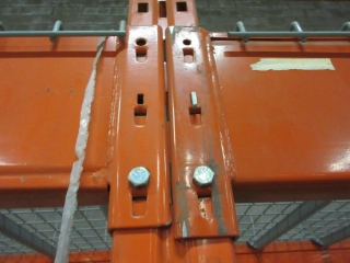 Pallet Racking UNRESERVED
