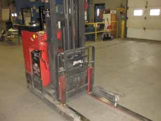 Raymond Electric Forklift UNRESERVED