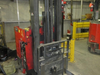 Raymond Electric Forklift R-30TT (Parts Machine) UNRESERVED