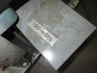 Manual Tape EDG Machine UNRESERVED