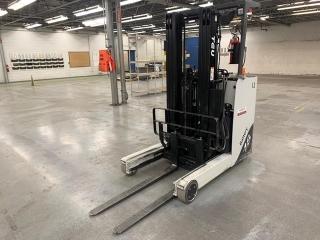 TEU Forklift UNRESERVED