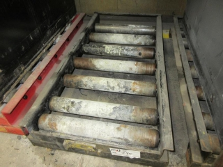 Battery Storage Rack And Roller UNRESERVED
