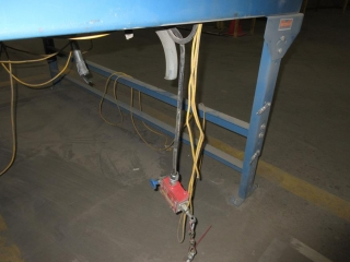 Conveyor Roller Table UNRESERVED