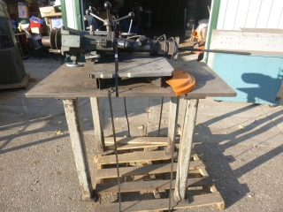 Drill Press with Table