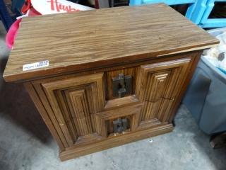 2 drawer nightstand