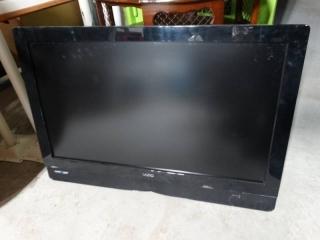 Vizio HDMI HDTV flat screen TV.