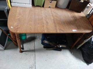 Ethan Allen dinning table.