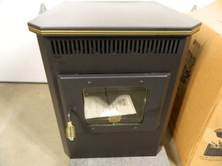 New Amaizablaze Model 2100 Corn Stove 30K BTU