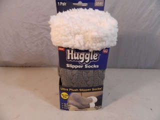 New Huggle Slipper Socks