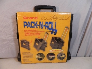 New Grand Pack and Roll Cart