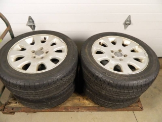 Set of 4 Audi Wheels 16 inch