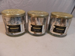 3 New High End CLCo Candles