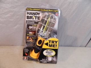 New Handy Brite LED Cordless Light