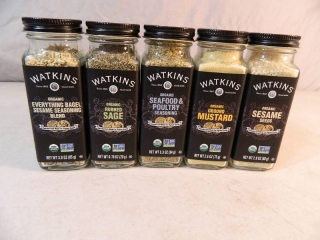 5 New Watkins Spices